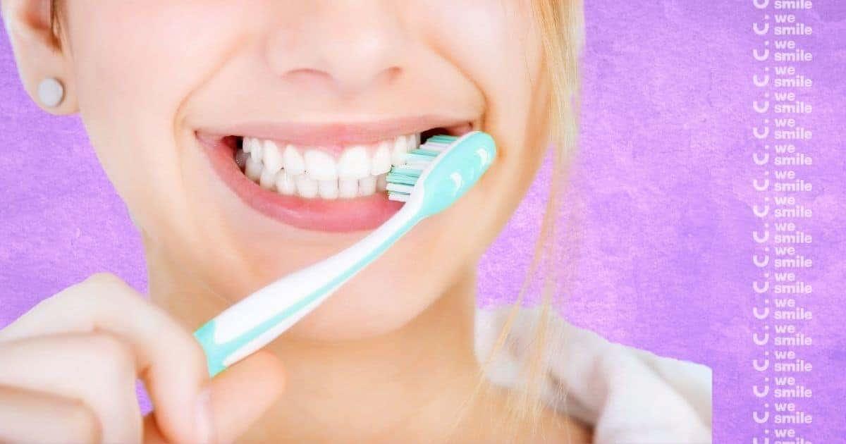 אחרי יישור השיניים